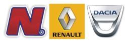 KN car spol. s r. o. Prodej vozu Renault Dacia Kladno