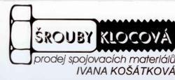 Ivana Kosatkova Srouby Klocova