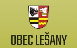 Obec Lešany