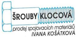 Ivana Košátková Šrouby Klocová