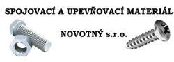 SPOJOVACÍ A  UPEVŇOVACÍ MATERIÁL - NOVOTNÝ, s.r.o. spojovací materiál Náchod