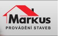 Markus - prov�d�n� staveb s.r.o.