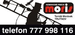 Kominictvi Trutnov Tomas Moravek - Moris