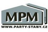M.P.M., spol. s r.o. Pronájem, prodej cateringových stanů