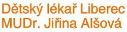 MUDr. Jirina Alsova - Detsky lekar
