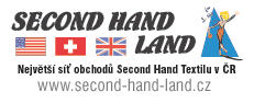 SECOND HAND LAND POSP͊IL s.r.o.