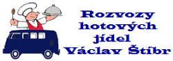 Rozvozy j�del Praha-z�pad V�clav �t�br