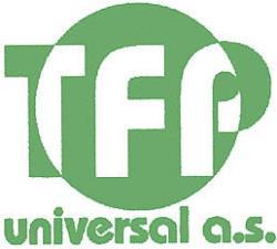 TFP universal a.s. Tiskárny etiket, termotransferové fólie