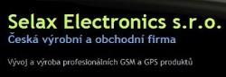 Selax Electronics s.r.o. Výroba a vývoj GSM a GPS technologie