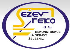 SEŽEV-REKO, a.s. Výstavba a rekonstrukce železnic Brno