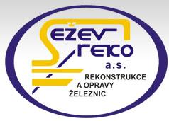 SEZEV-REKO, a.s. Vystavba, rekonstrukce zeleznic