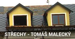 Tomáš Malecký - pokrývačské, klempířské a tesařské práce