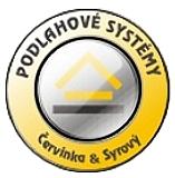 PODLAHOVÉ SYSTÉMY – Červinka & Syrový Kamil Syrový