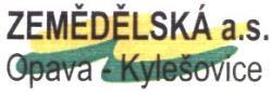 ZEMĚDĚLSKÁ a.s. Opava-Kylešovice