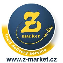 Z-Market; Food Delivery Service Rozvoz potravin a zboží Praha