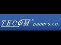 TECOM paper nabízí papírové výrobky, bez kterých se člověk neobejde