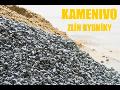 Kamenivo Zlín Rybníky – prodej kameniva, štěrku, písku, zeminy, recykláty