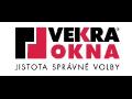 Kvalitní česká okna od firmy VEKRA OKNA