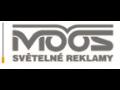 Vaše zákazníky zaujme světelná reklama od firmy MOOS