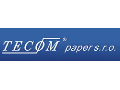 Kvalitní štítky i bezpečnostní etikety – TECOM paper!