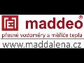 Přesné vodoměry a měřiče tepla od firmy Maddeo CZ
