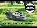 Automatická robotická sekačka, která Vám zajistí dokonalý trávník od Alda Opava s.r.o.