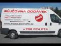 Dodávky k zapůjčení za příznivé ceny od firmy MORAVIA Rent