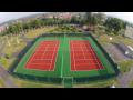 Povrch Playrite pro tenisové kurty od společnosti Forward tenis