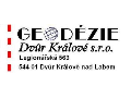 Kompletní geodetické práce ve Východních Čechách
