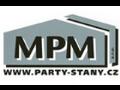 M.P.M. – párty stany pro malé i velké akce