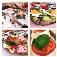Snídaňové menu v rodinné kavárně Kafemlejnek