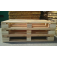 Dřevěné palety všeho druhu i jejich ošetření a tepelná úprava