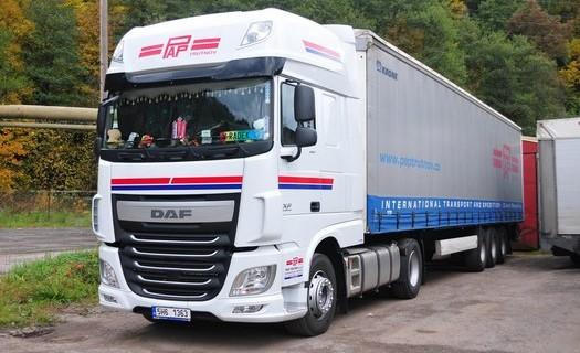Vnitrostátní silniční doprava logistika autodoprava Trutnov