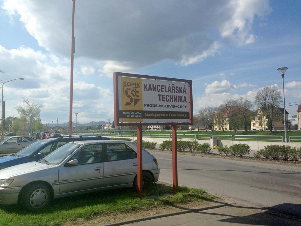 kancelářské vybavení a spotřební materiál - Kroměříž