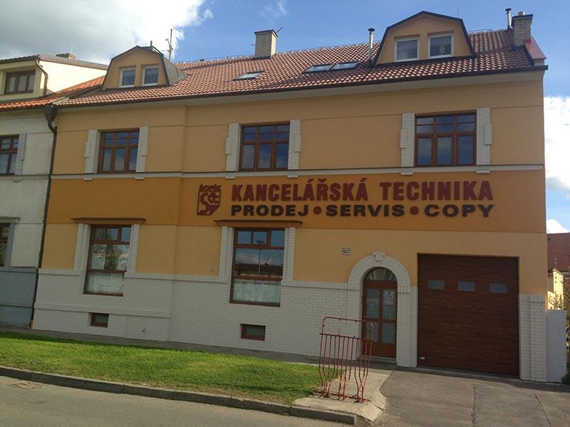 Prodej a servis kancelářské techniky Uherské Hradiště