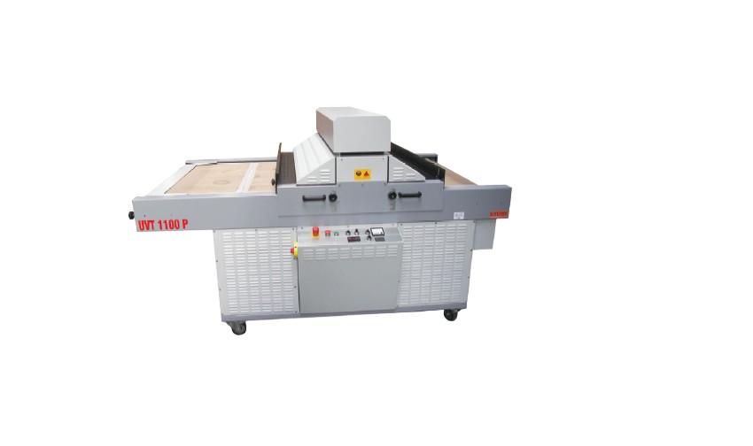 Vytvrzovací zařízení pro polygrafii, sítotisk, ofsetový tisk, do tiskových strojů