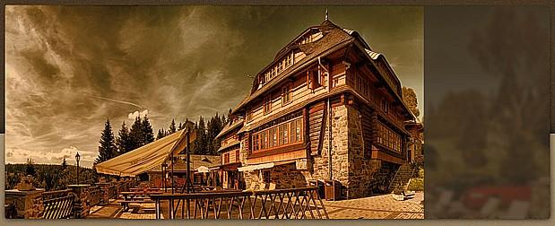 Ubytování, hotel na Šumavě, sauna, turistika, cyklotrasy, lyžování