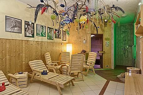 Hotel Klostermannova chata, SOUDEK s.r.o., ubytování, sauna, lanové centrum, restaurace