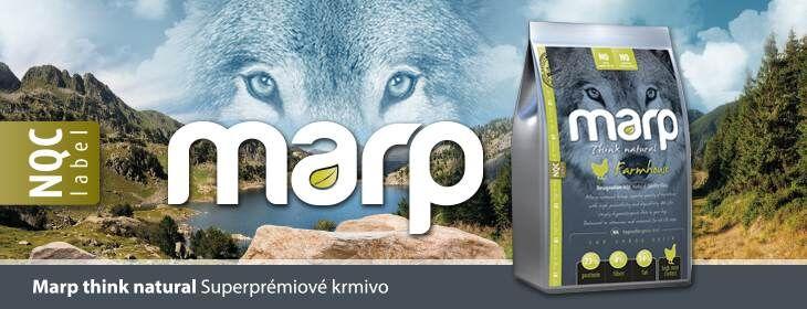 Prodej superprémiové, holistické krmivo pro psy české značky MARP