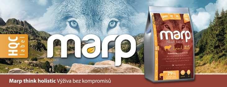 holistické krmivo pro psy MARP - prodej Kroměříž