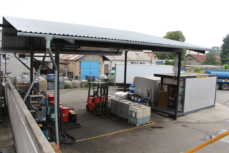Ekologická likvidace olejů - výkup odpadních olejů