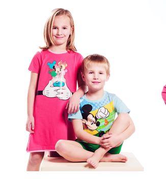 Dětský licenční textil velkoobchod Praha – oblečení pro děti s obrázky hrdinů z pohádek