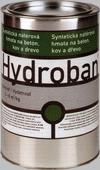 syntetická nátěrová hmota Hydroban na beton, kov a dřevo