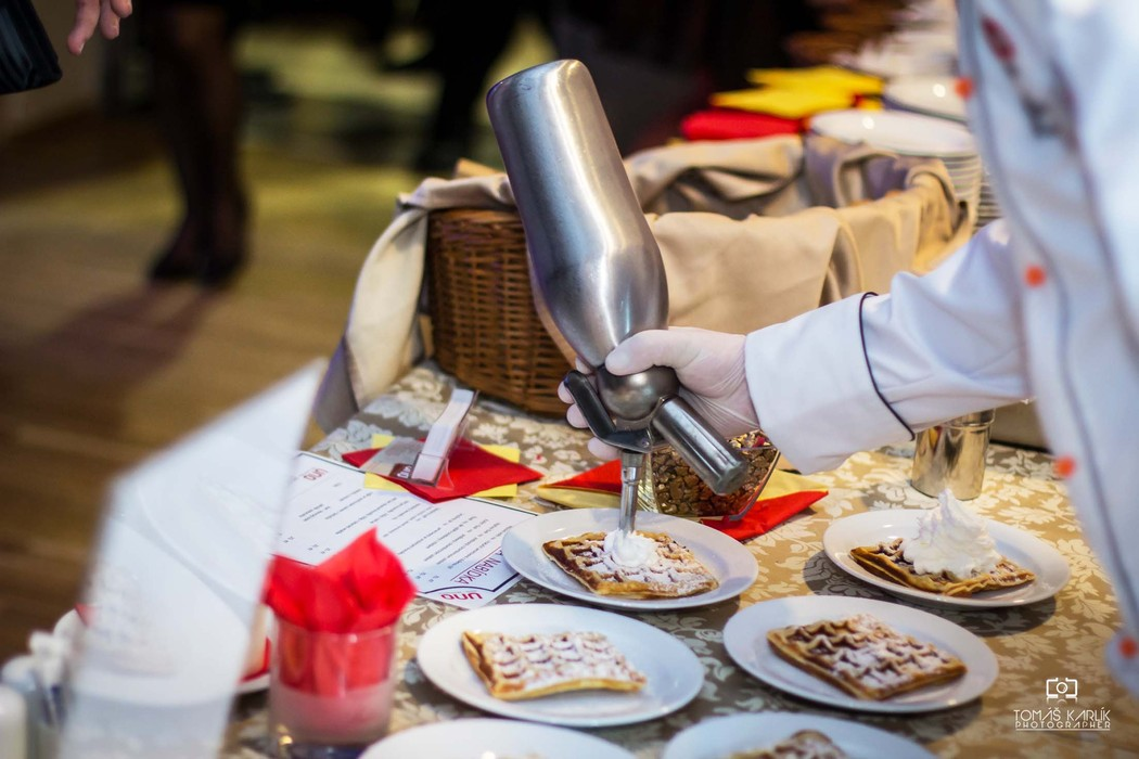 Špičkové cateringové služby