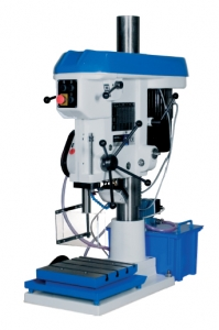 Desktop drills and drill presses with a fixed frame - delivery and servicing in the Czech Republic