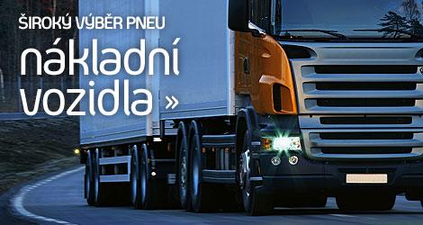 Pneuservis, pneumatiky, osobní pneu Olomouc