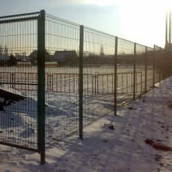 Plotové panely 2D a 3D pro oplocení rodinných domů, parků a škol - prodej