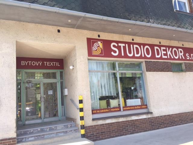 Studio Dekor - dekorace interiérů a zastínění oken