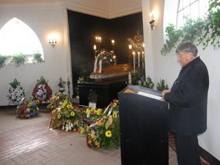 Pohřební služba, vyřízení formalit Cheb