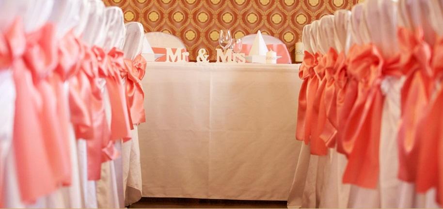 svatební hostina v hotelu Octárna Kroměříž